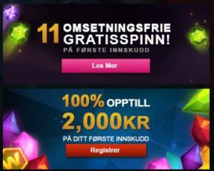 Er fremtidens casinospill her?